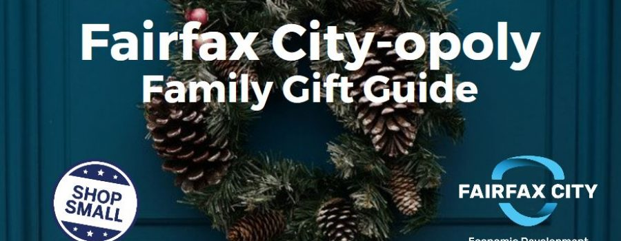 Fairfax City-opoly Family Gift Guide