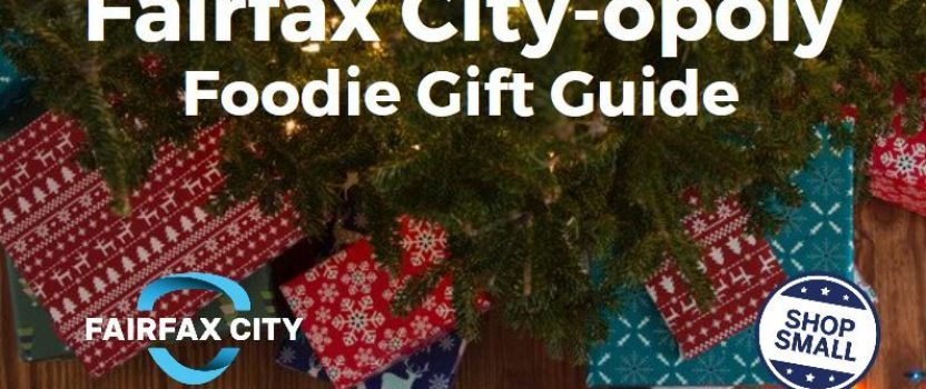 Fairfax City-opoly Foodie Gift Guide