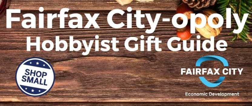 Fairfax City-opoly Hobbyist Gift Guide