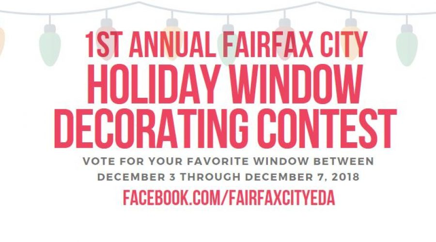 2018 Holiday Window Decorating Contest