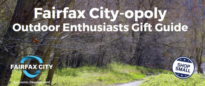 Fairfax City-opoly Outdoor Enthusiasts Gift Guide