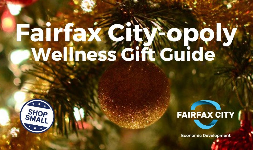 Fairfax City-opoly Wellness Gift Guide