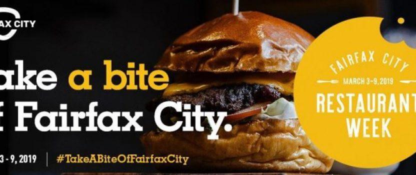 Fairfax City 2019 Restaurant Week