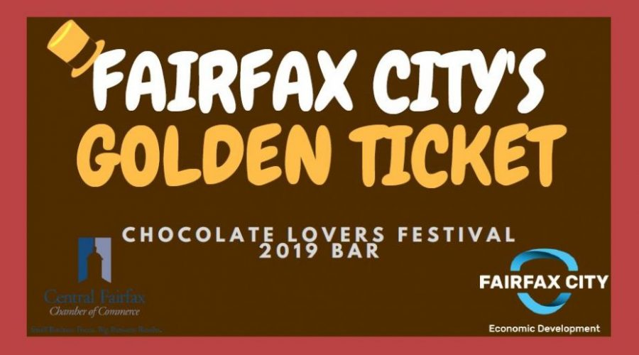 Fairfax City's Golden Ticket Contest