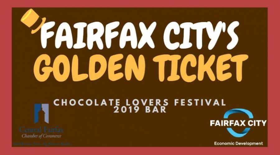 Fairfax City's Golden Ticket Contest