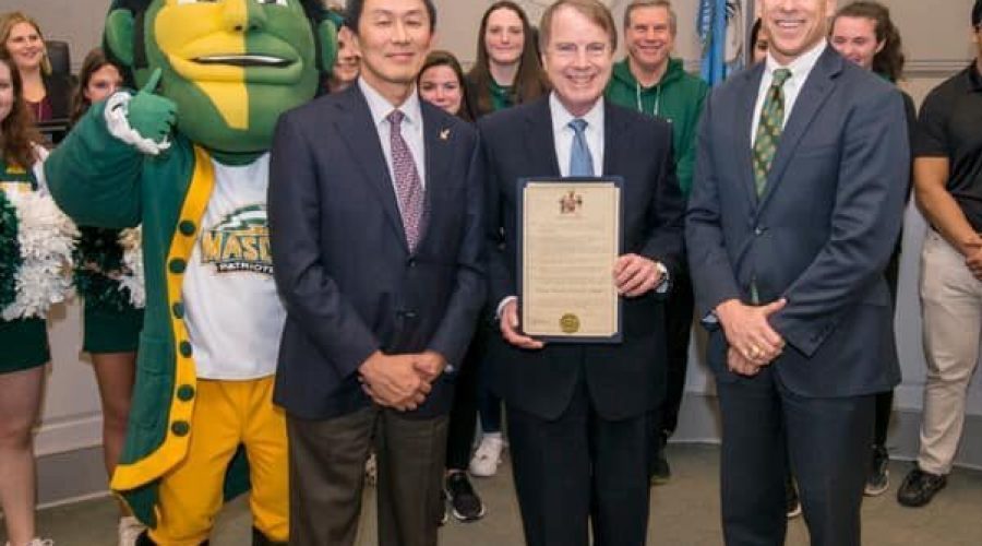 GMU Proclamation Homecoming 2019