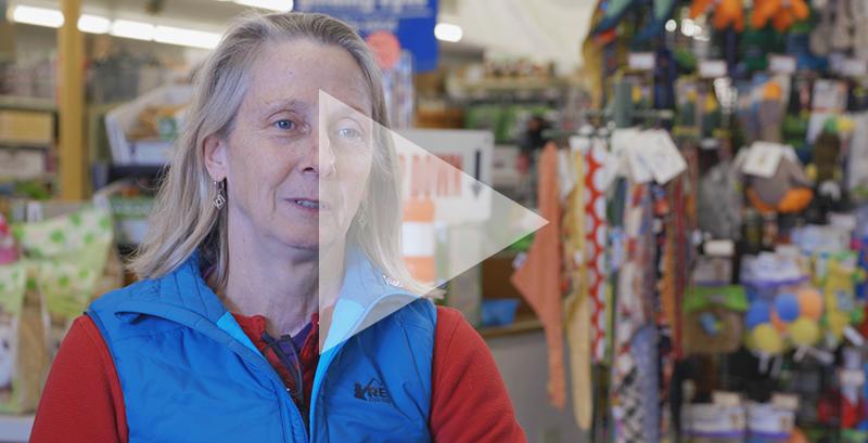 Deb Clark, Weber's Pet Supermarket