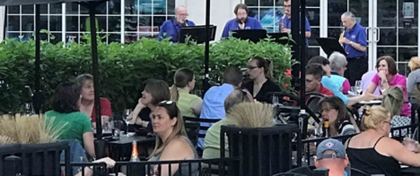 Al Fresco Dining in Fairfax City