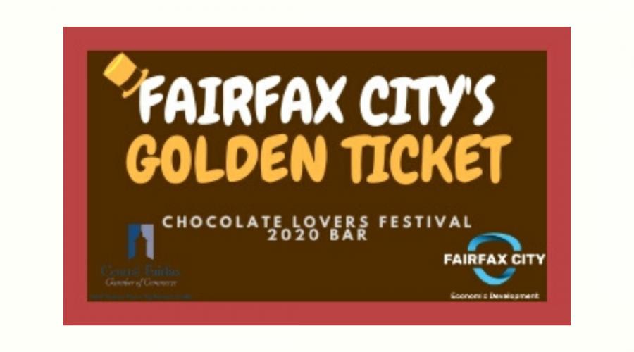 2nd Annual Fairfax City Golden Ticket Contest
