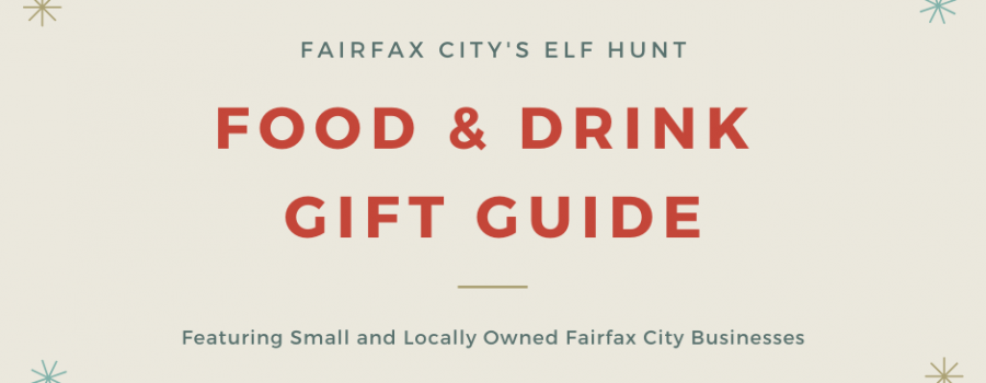 Fairfax City Elf Hunt – Food & Drink Gift Guide
