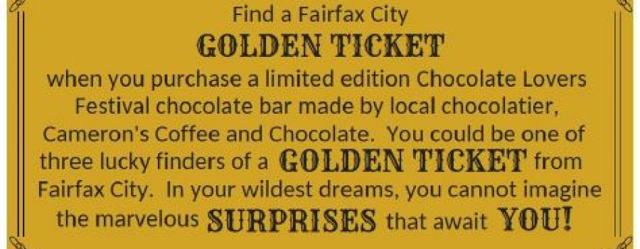 Golden Ticket Business Participation