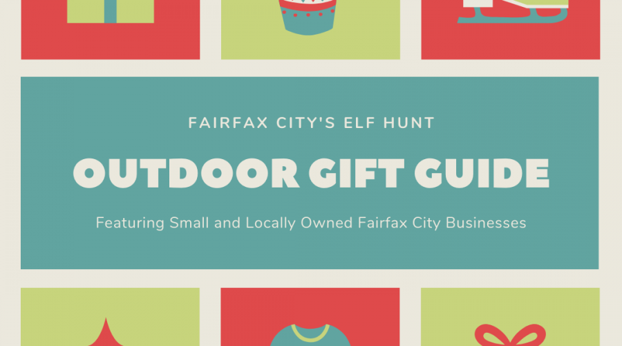 Fairfax City Elf Hunt – Outdoor Gift Guide