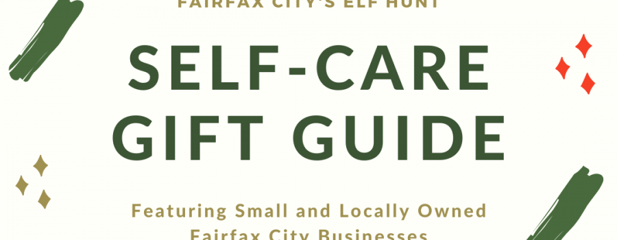 Fairfax City Elf Hunt – Self-Care Gift Guide