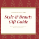 Fairfax City Elf Hunt – Style & Beauty Gift Guide