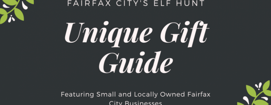 Fairfax City Elf Hunt Unique Gift Guide
