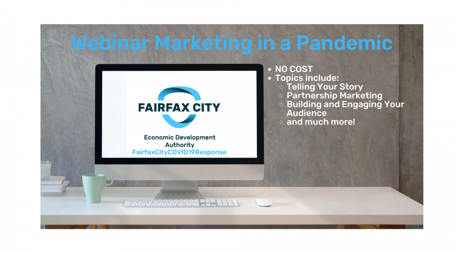 COVID-19 Webinar – Marketing in a Pandemic