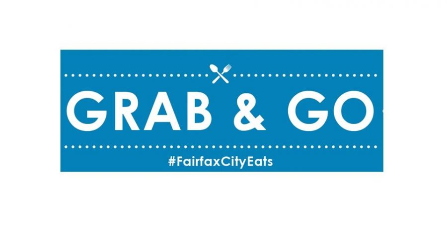 Fairfax City ReConnected – Grab & Go Banners