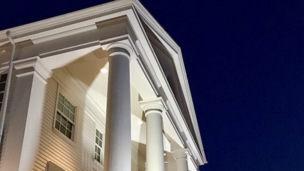 Fairfax City – Old Town Hall feature