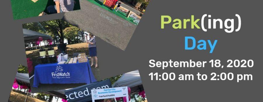 Park(ing) Day 2020