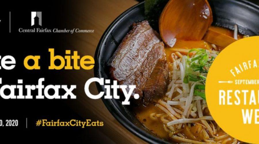 2020 Fairfax City Restaurant Week