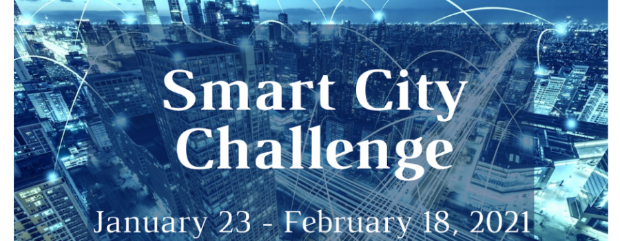 We're proud to be a Smart City Sponsor