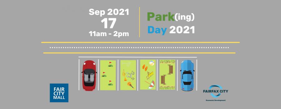 Park(ing) Day 2021