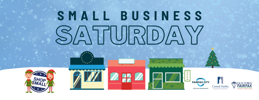 Annual Elf Scavenger Hunt for Small Business Saturday